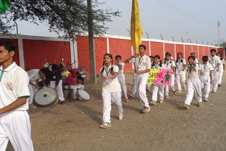 Mahavir English School-Sports Meet