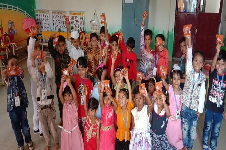 Mamasaheb Khandge English Medium School-Kids