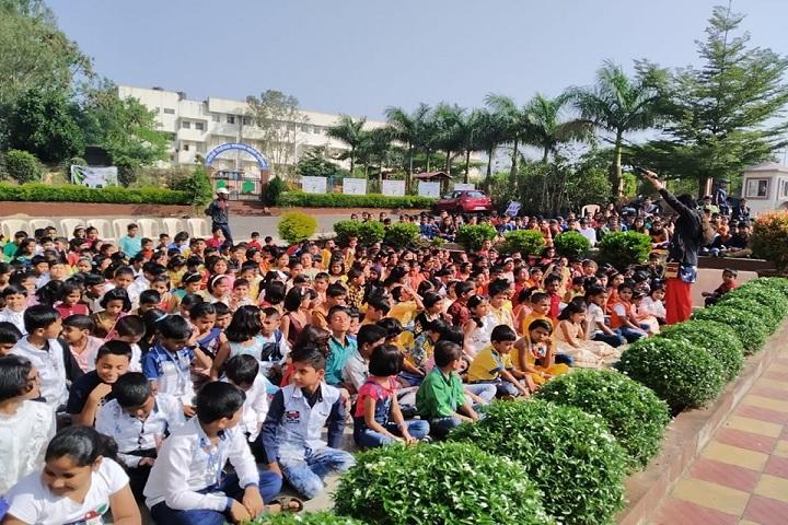 Mamasaheb Khandge English Medium School-Students