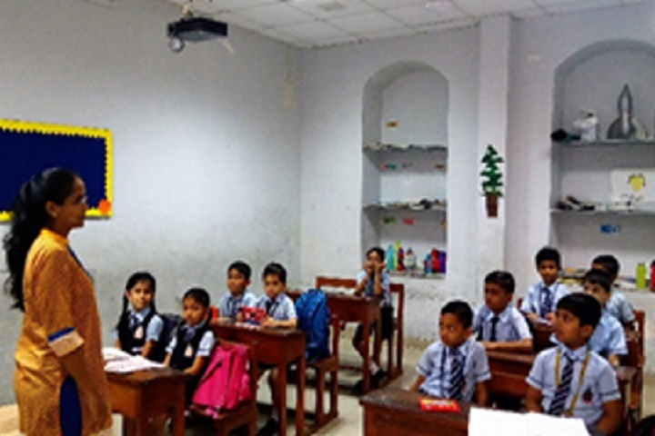 Manav Mandirs Smt Nandkumar Rasiklal P Seth Multipurpose High School-Class