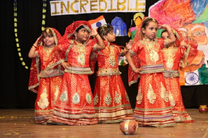 Manav Mandirs Smt Nandkumar Rasiklal P Seth Multipurpose High School-Dance