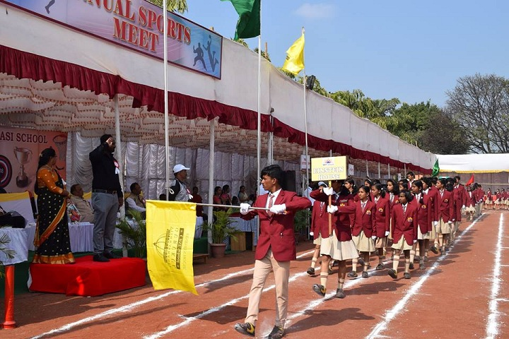 Maneers Vishwashanti Gurukul Nivasi School-Sports Meet