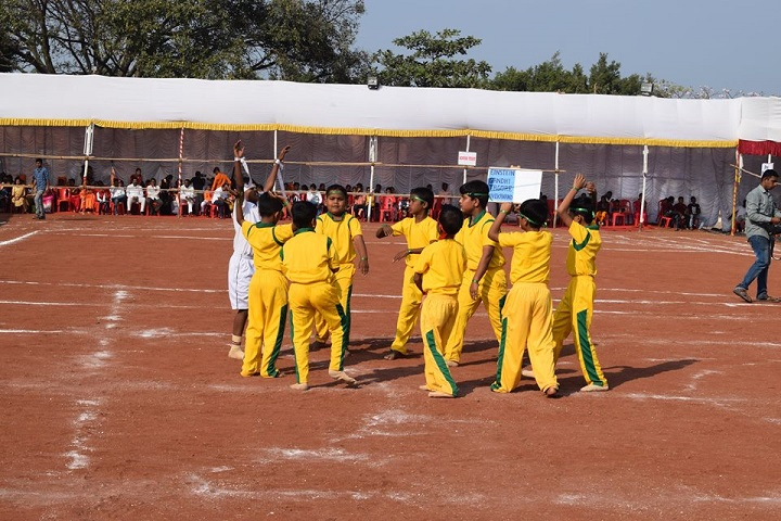 Maneers Vishwashanti Gurukul Nivasi School-Sports