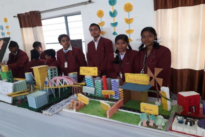 Dav Public School-Arts