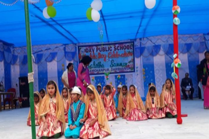 Dav Public School-Dance