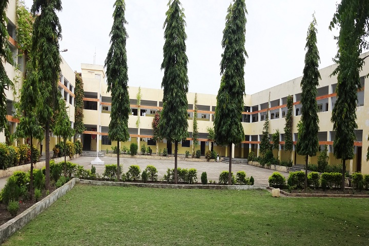 Manikgarh Cement English School-Campus