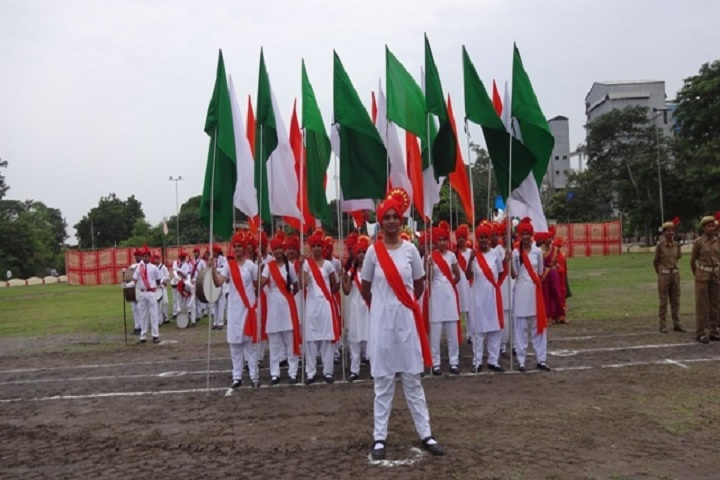 Manikgarh Cement English School-Republic Day