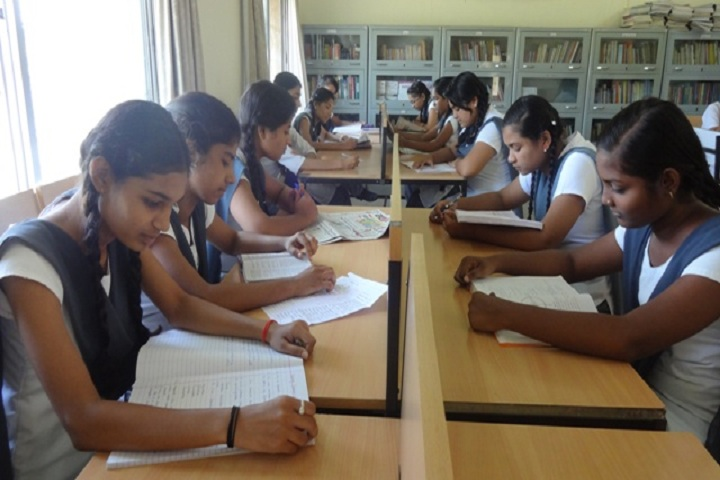 Manikgarh Cement English School-Study Room