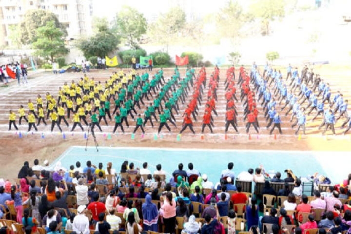 Mansukhbhai Kothari National School-Sports Meet