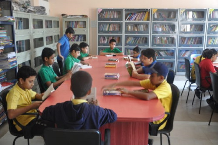 Mansukhbhai Kothari National School-Library