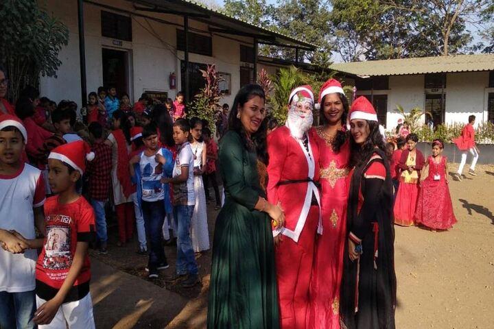 Mar Thoma Vidyapeeth-Christmas Celebrations