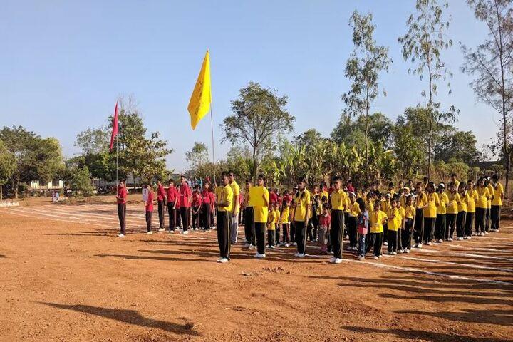 Mar Thoma Vidyapeeth-Sports Meet
