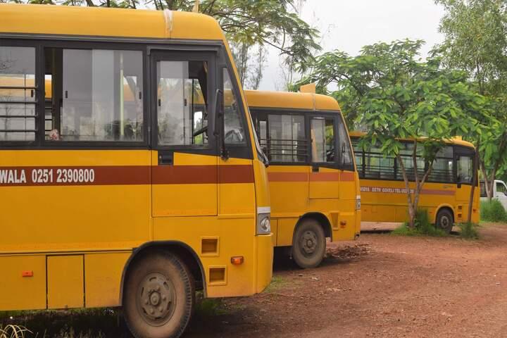 Mar Thoma Vidyapeeth-Transportation