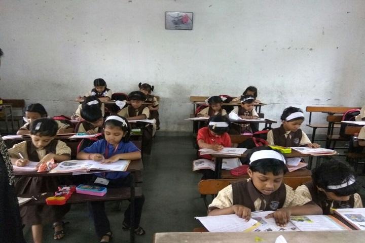 Mar Thoma Vidyapeeth-Classroom