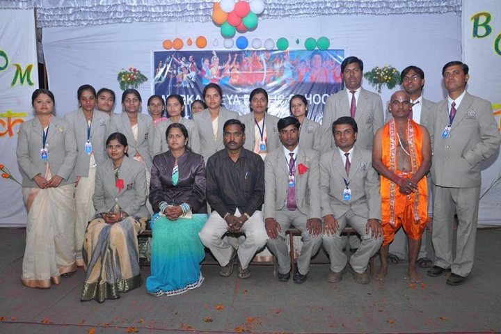 Markandeya Public School-Staff
