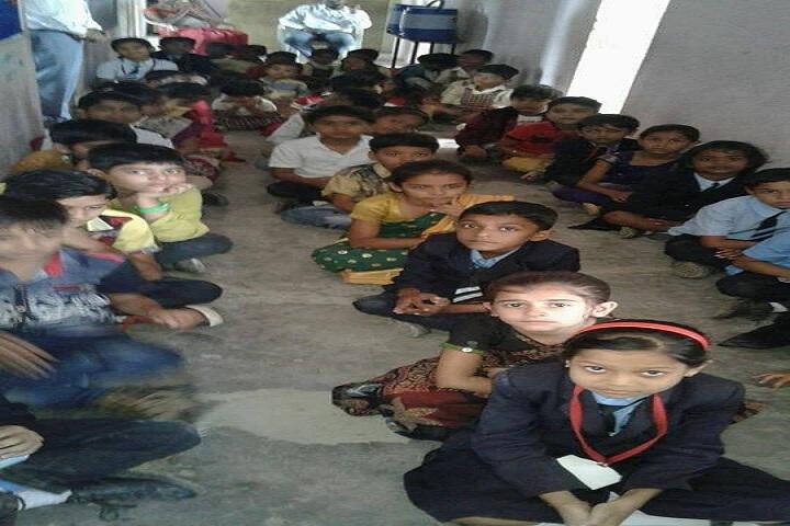 Markandeya Public School-Students