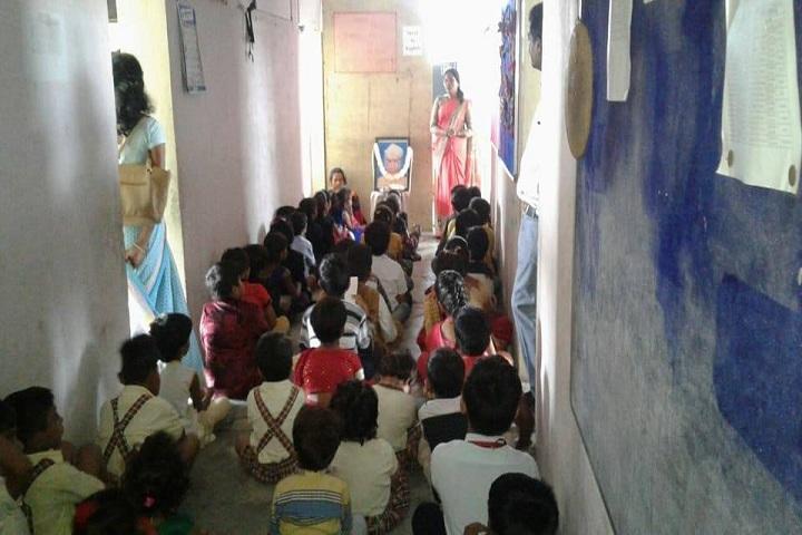 Markandeya Public School-Teachers Day
