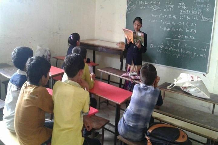 Markandeya Public School-Classroom