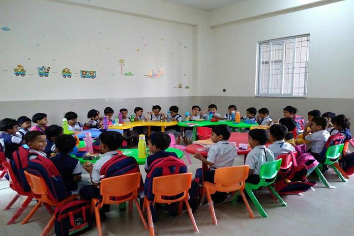 Master Mind Global English School-Kids-Class