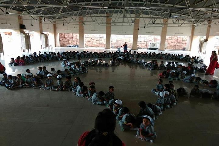 Master Mind Global English School-Students