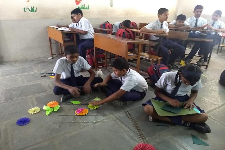 Master Mind Global English School-Activity