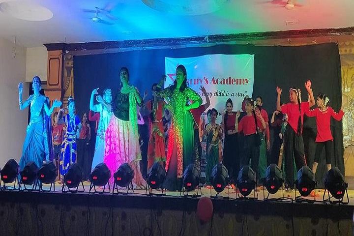 Master Mind Global English School-Dance