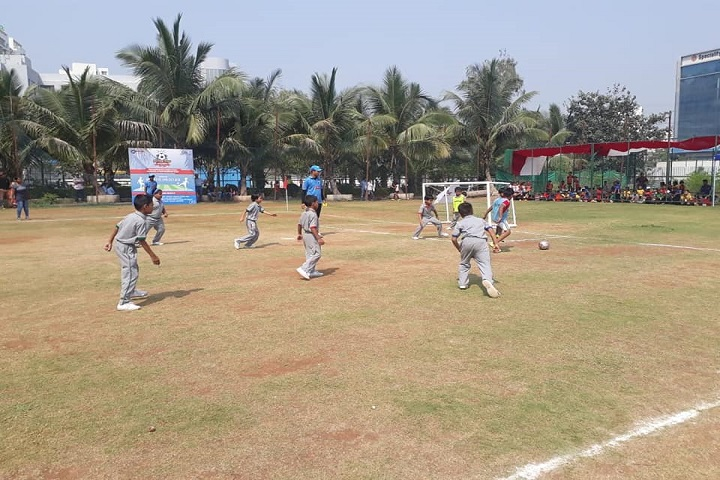Master Mind Global English School-Sports