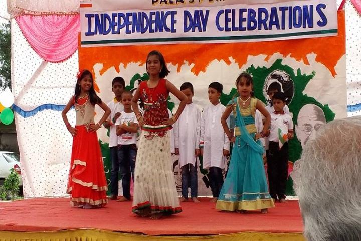 Mnr International School-Dance