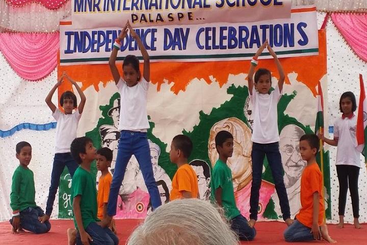 Mnr International School-Independence Day