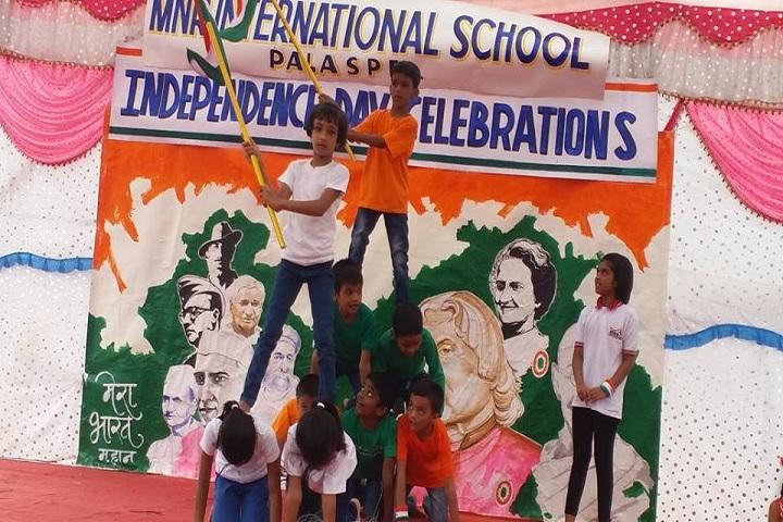 Mnr International School-Republic Day