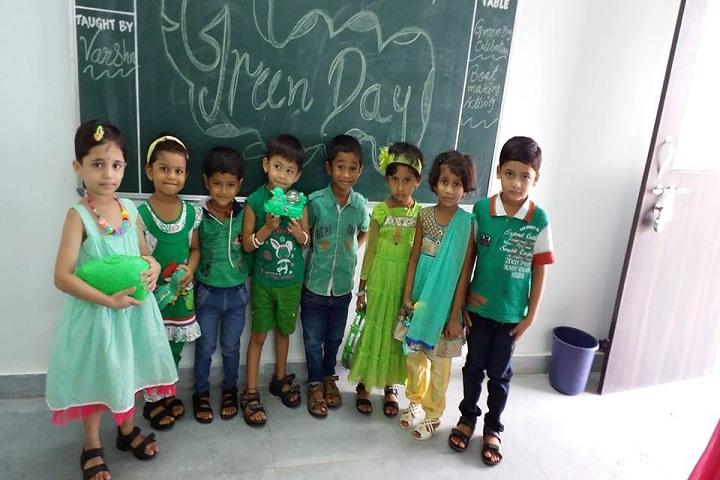 Mnr International School-Students