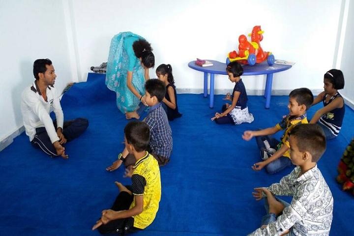 Mnr International School-Activity