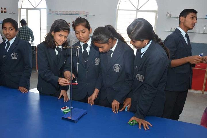 Modern International School-Chemistry Lab
