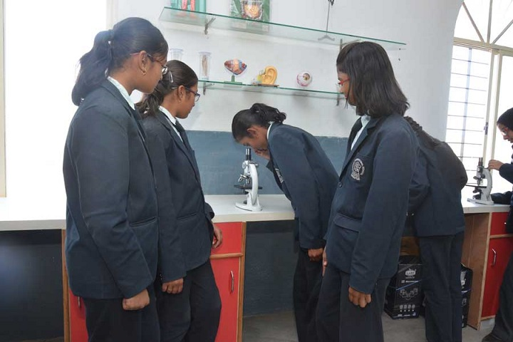 Modern International School-Physics Lab