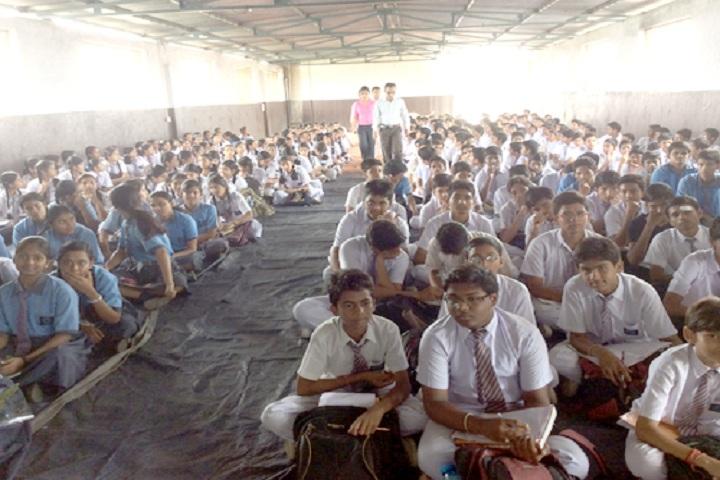 Montfort Higher Secondary School-Students