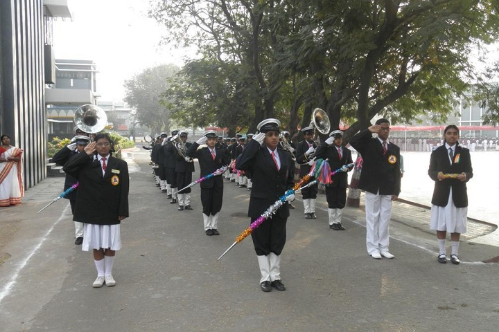 Mount Carmel Convent High School-Events independance day programme