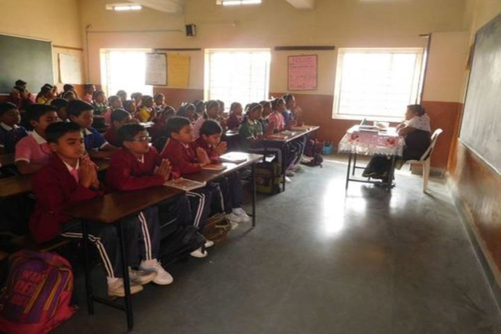 Mount Carmel Convent School-Meditation