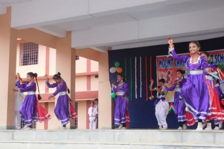 Mount Carmel Convent School-Republic Day