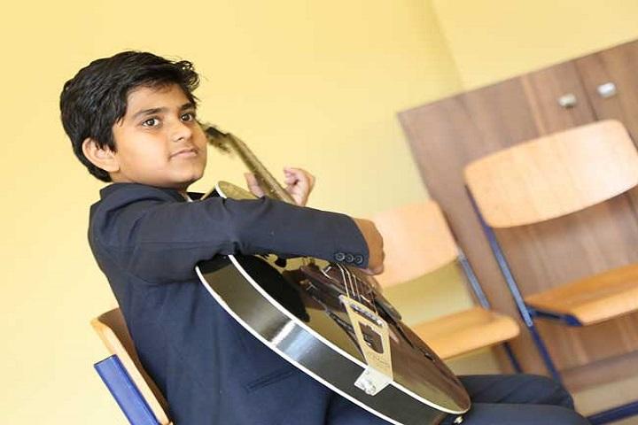 Mount Litera Zee School-Music
