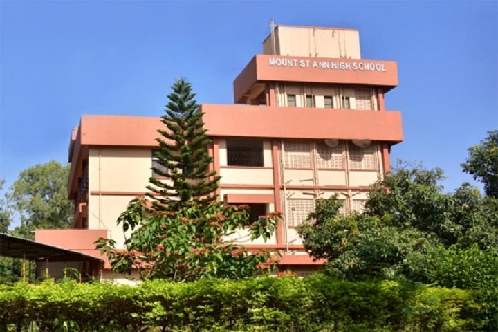 Mount St Ann High School-Campusview