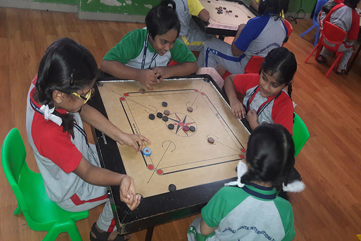 Muljibhai Mehta International School-Indoor Game