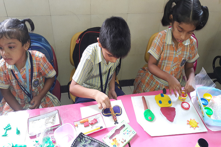 Muljibhai Mehta International School-Drawing