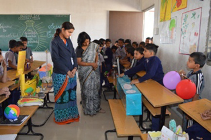 MVP Sunrise School-School Exhibition