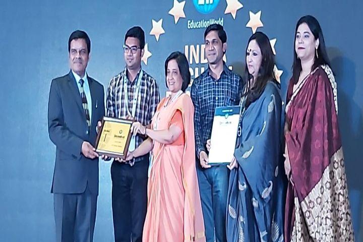 N.V. Chinmaya Vidyalaya-Felicitation