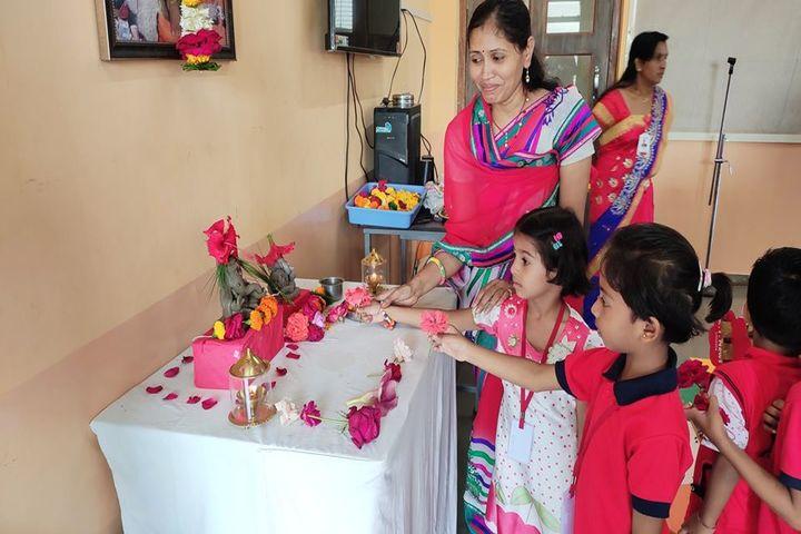 N.V. Chinmaya Vidyalaya-Festival Celebrations