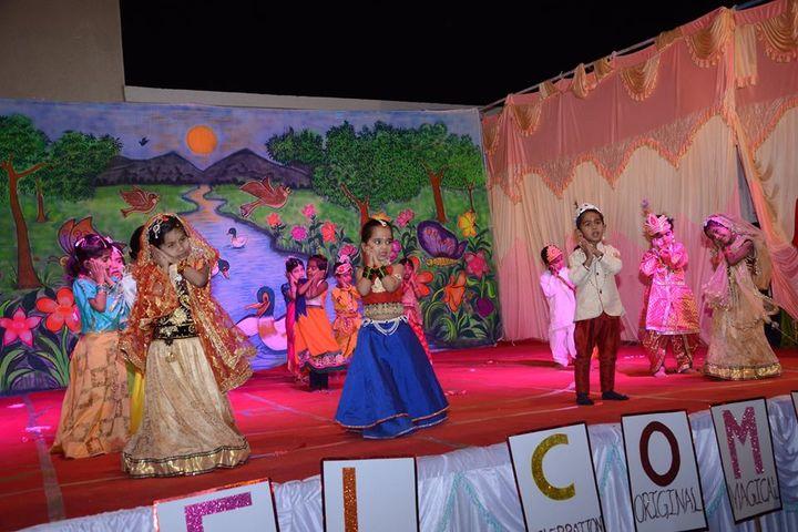 N.V. Chinmaya Vidyalaya-Junior Dance