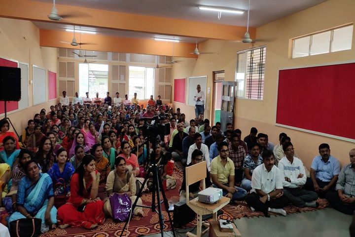 N.V. Chinmaya Vidyalaya-Workshop For Parents
