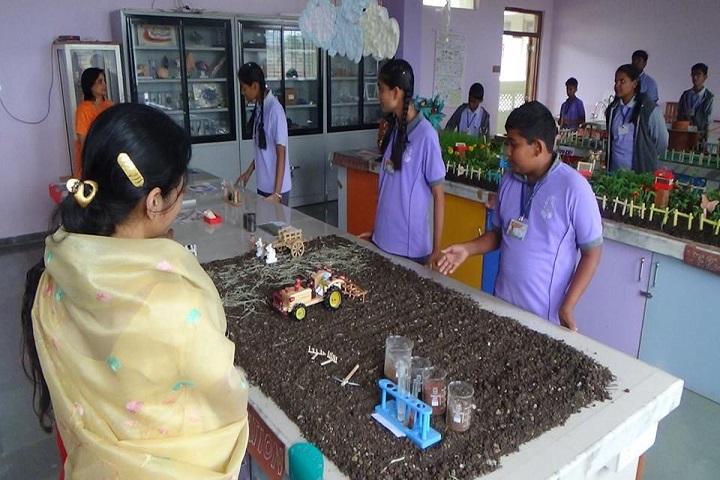 N.V. Chinmaya Vidyalaya-Science Exhibition