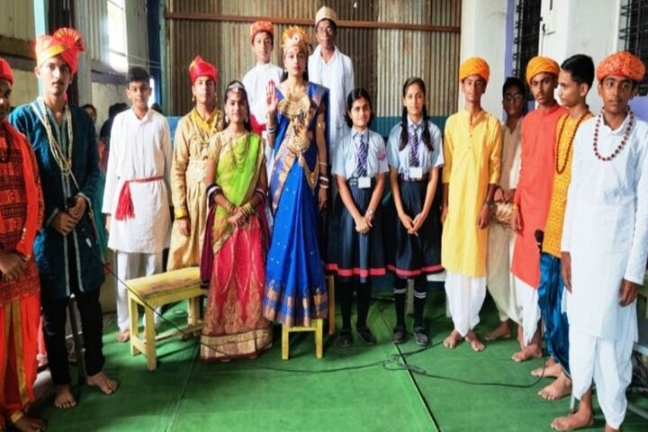 Nagarjuna Public School-Fancy Dress