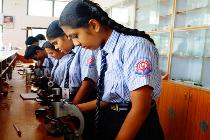 Nagarjuna Public School-Physics Lab